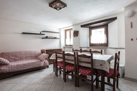 Vicinissima alle piste di fondo! - Saint-rhemy-en-bosses - Appartement