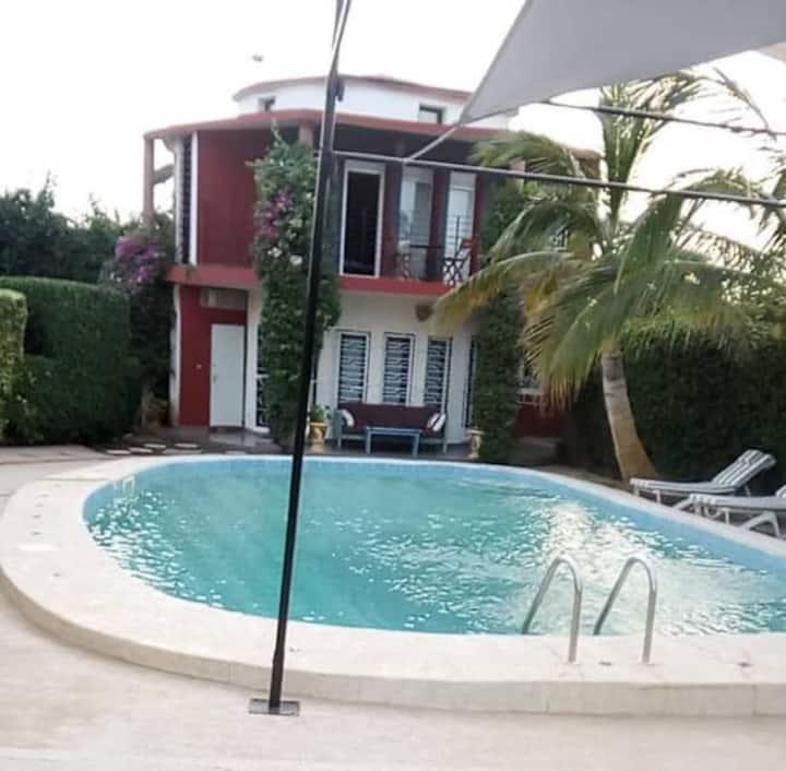 Fadu's guest house