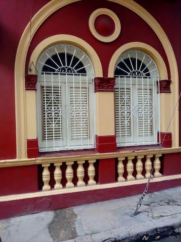 Colonial House in Havana Center . Virjinia