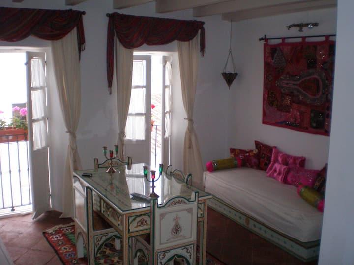Romántica Casa en Casco Histórico
