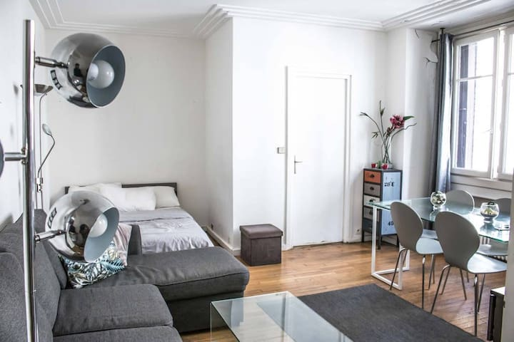 Charming appartment 900m from the Eiffel Tower
