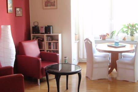 city-nahe schöne 3-Zim.Wohnung  - Hannover - Haus