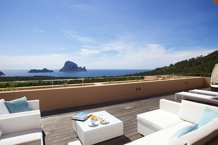New Luxury Appartment - Ibiza - Sant Josep de sa Talaia - Byt