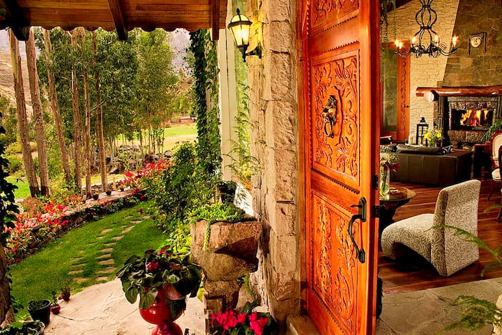 Cusco Villas #1 in Cusco - Lamay - วิลล่า