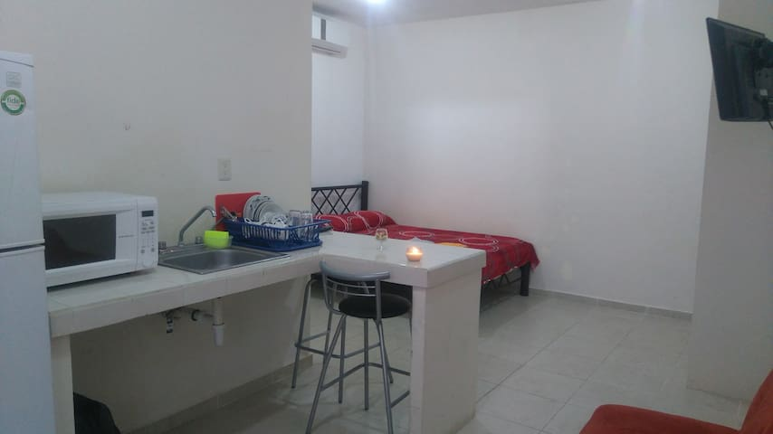 Departamentos cómodos y ámplios. - Campeche - Departamento
