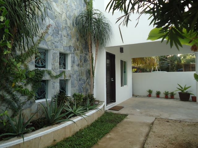Comfortable Home In The Middle Of Isla Mujeres! - Isla Mujeres - Talo