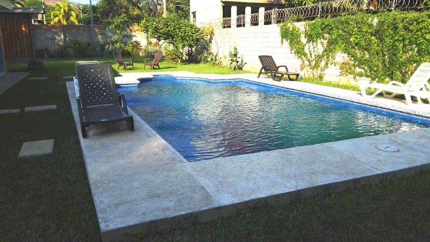 Very nice place in San Blas Beach