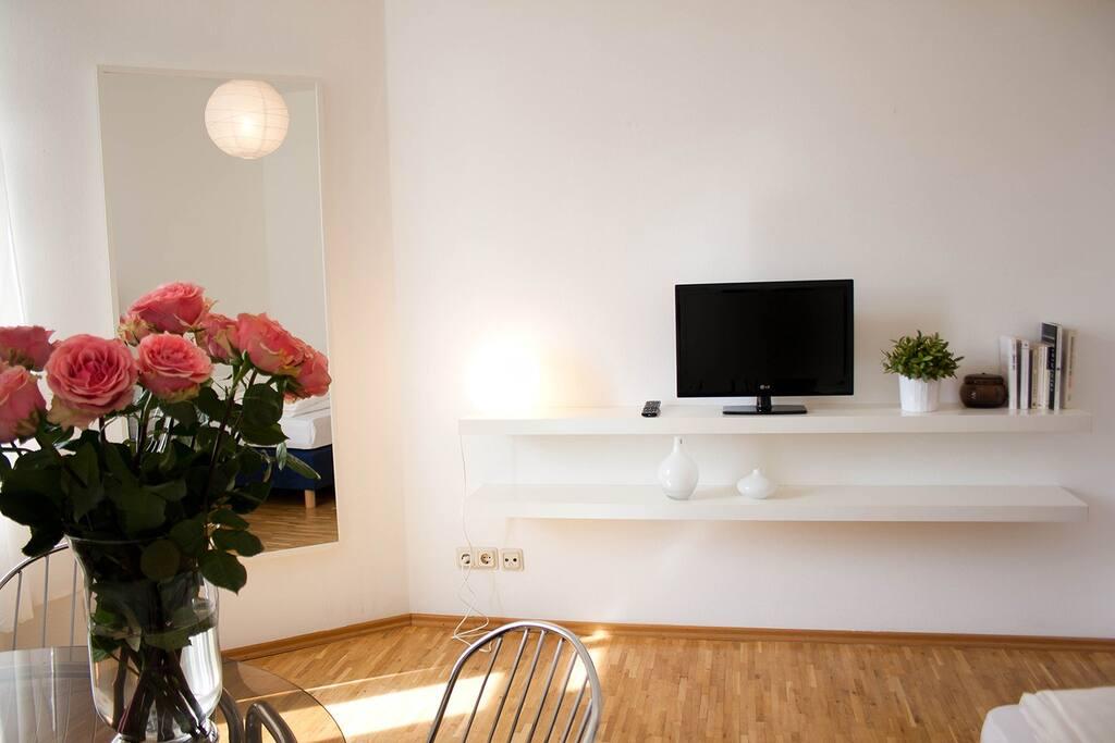 Comfortable Studio in Best Location