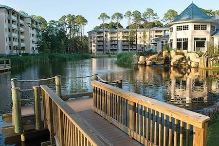 Marriott's SurfWatch. 2 BEDROOM - Hilton Head Island