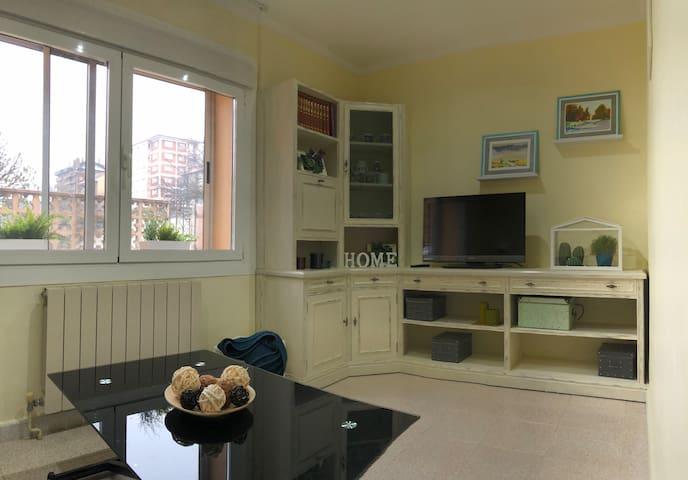 Moderno apartamento junto al Pirineo Aragones