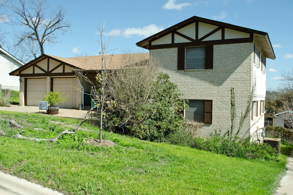 North Austin Garden Haven White Room Houses For Rent