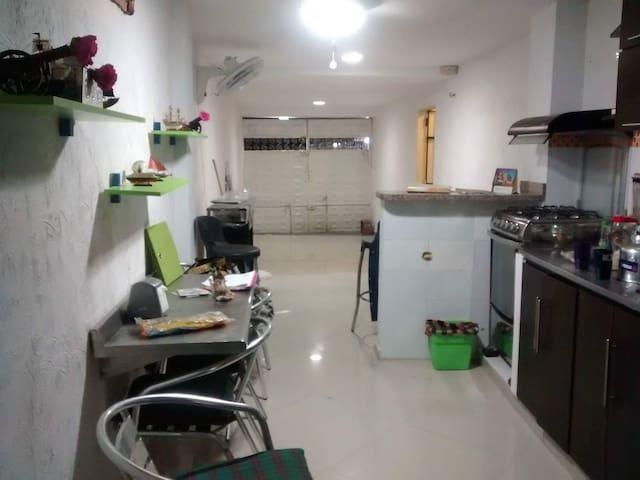 Comfortable Studio in Center of Barranquilla