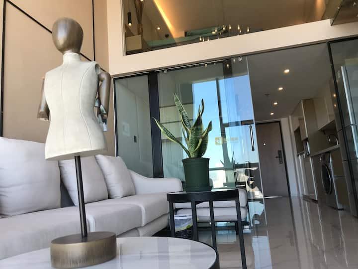 市中心新迎新城高品质智能公寓