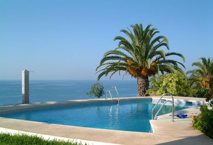 Spectacular apartment in Nerja - Nerja - Apartamento