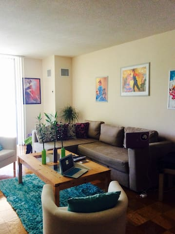 Large 1BR in Friendship Heights - Friendship Village - Byt