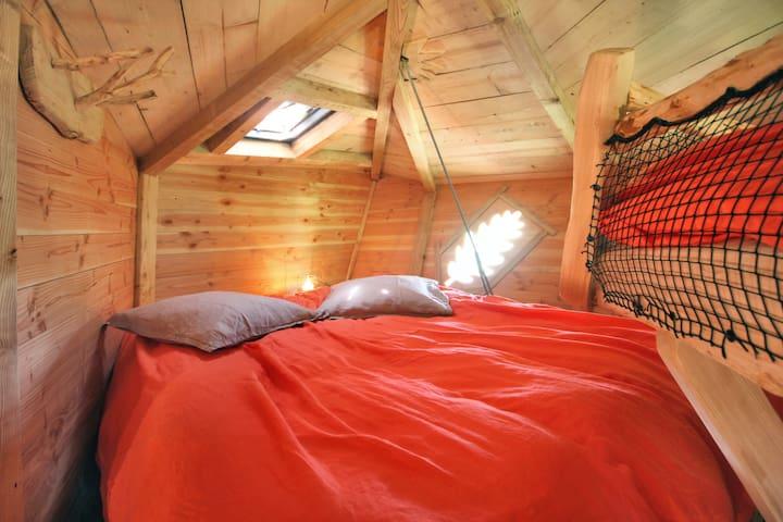 La Cabane de Kerounous - Esquibien - Blockhütte