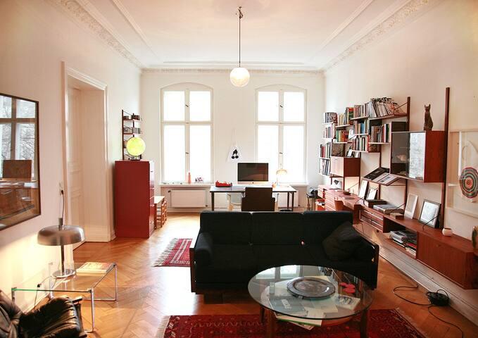 Beautiful large apartment - Berlim - Apartamento