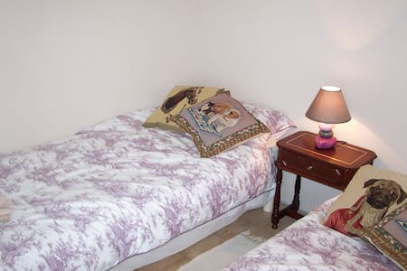 Pet-friendly bed and breakfast - Gacé - Oda + Kahvaltı