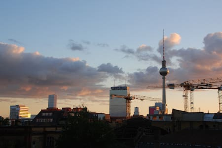 Geourgeous flat - outstanding views - Berlin - Other