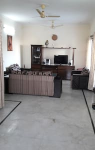 Beautiful 1  bhk furnished house near chandigarh.
