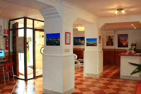 Hostal en Antequera Center.  Near Parking - Antequera