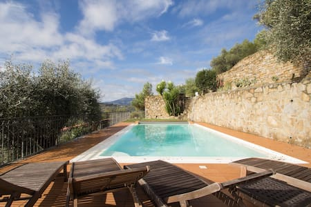 Country house villa with swimming - Dolceacqua - Huvila