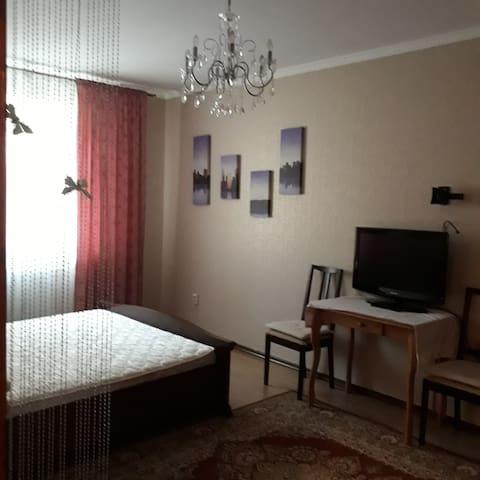 Уютная квартра