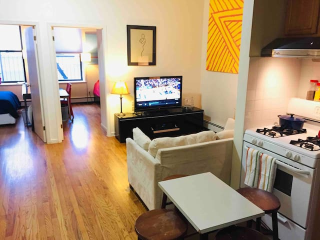 Lower East Side Magic Apartment