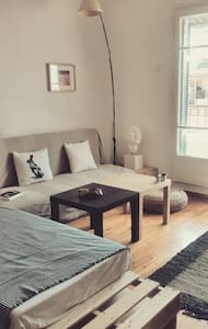 City Center Nice Flat - Thessaloniki - Apartamento