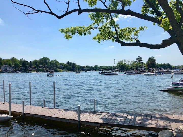 Lake Orion Island Adventure With Toys