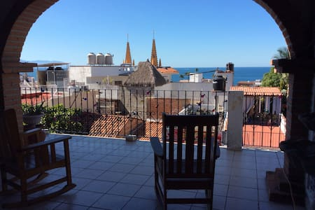 Amazing View Private Room Penthouse - Puerto Vallarta