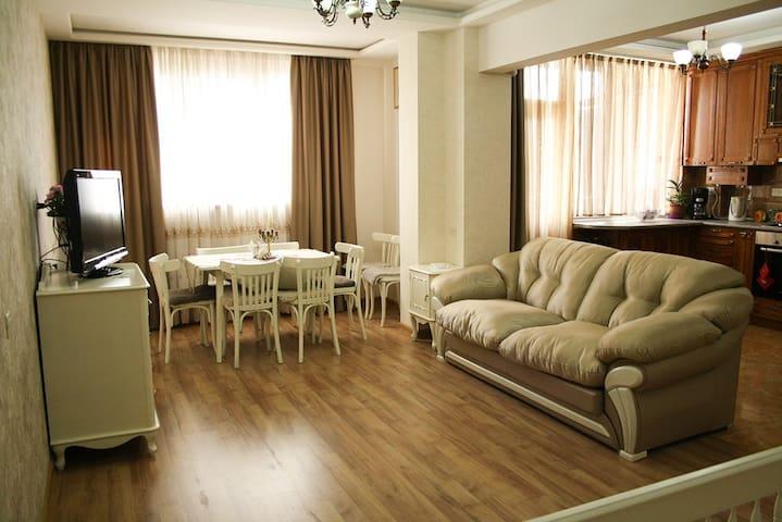 Посуточно, самый центр Еревана!, удобно и надежно! - Yerevan - Apartment