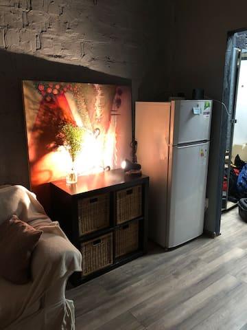 Уютные, молодежные апартаменты не далеко от центра