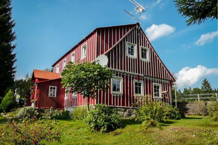 Apartmány Pod hrází Bedřichov - Bedřichov - Apartemen