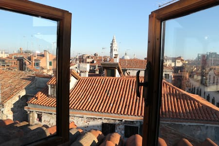 Nice Tower Apartment near San Marco Square - Venise - Appartement