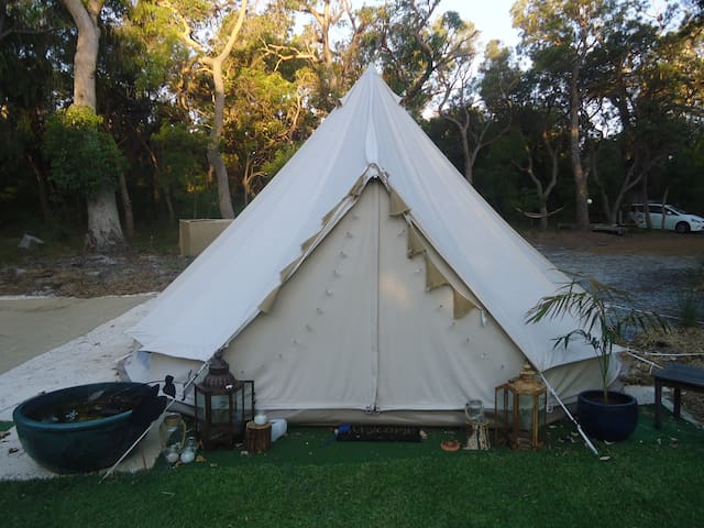 Bush Tipi - Yallingup - 圓錐形帳篷
