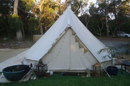 Bush Tipi - Yallingup - Tiipii