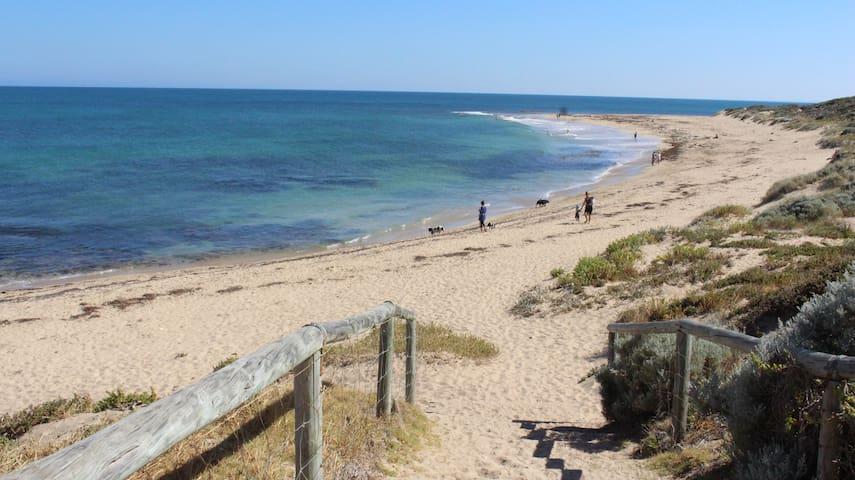 Beach 100m walk - Cosies Beach