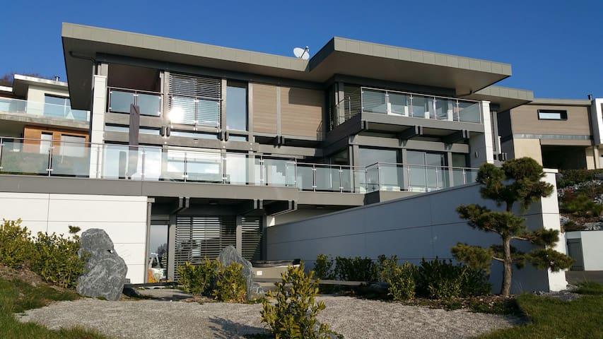 Maison d exception - vue Lac et Montagne - Argonay - Villa
