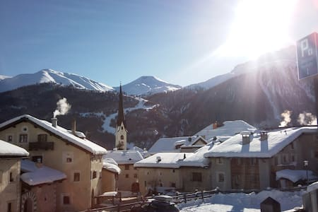 Holiday in the lovely Engadin 2 - Zuoz