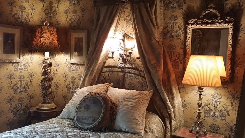 La Costa bedroom with French Flair!