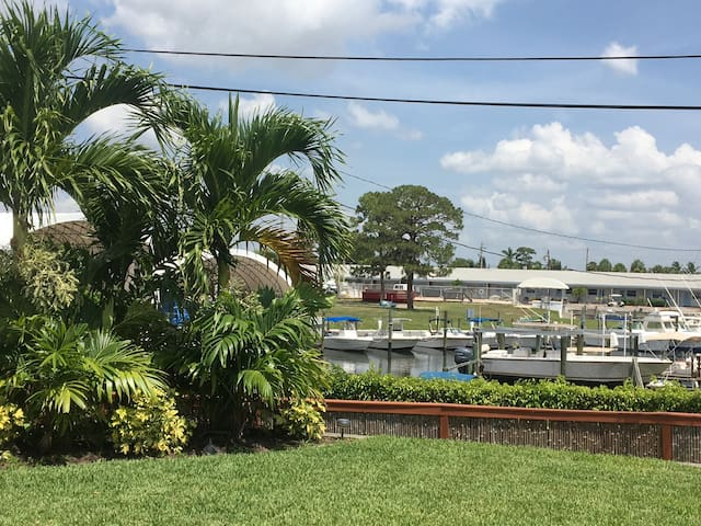 Boaters dream in Port Salerno's  Manatee Pocket