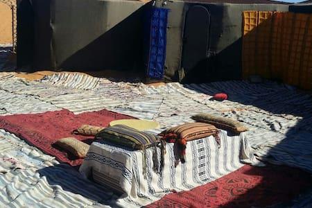 merzouga desert camp house - Hassilabied - Zelt