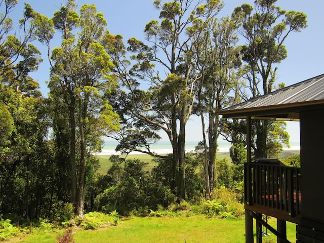 Hide and Seek - Peaceful Punakaiki. - Punakaiki - Bed & Breakfast