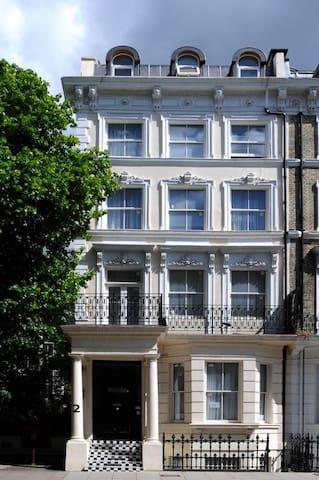 Amazing Studio Flat In Kensington