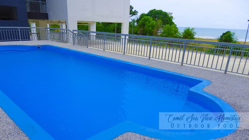 Comel Sea View Homestay / Guest House