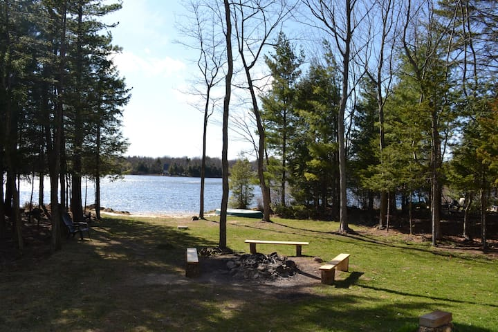 LAKEFRONT! By Kalahari & Camelback! - Pocono Summit - House