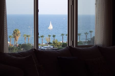 The apartment in the center of 70 m - Antalya
