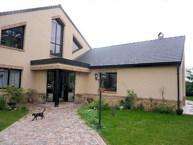 La Maison des chats gite - Loison-sous-Lens - Hus