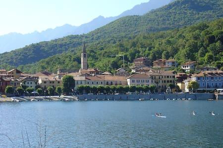 Lac de Mergozzo / Lac Majeur - Mergozzo - Casa